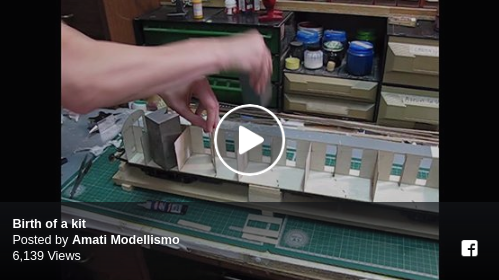 BIRTH OF A KIT - BEHIND THE SCENES OF OUR ORIENT EXPRESS SLEEPING CAR